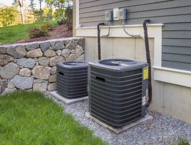 how does a 2 zone hvac system work